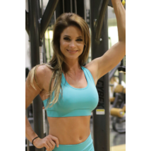 Menta basic női fitness sport top