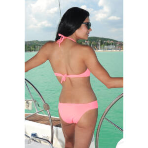Barack basic push up bandeau bikini