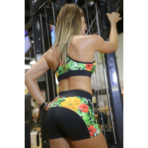 Jungle hullám short