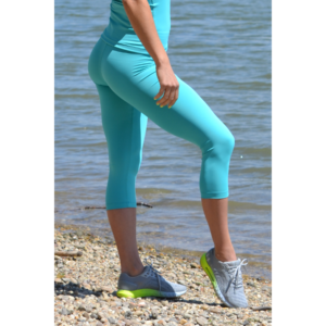 Menta basic női fitness sport capri nadrág